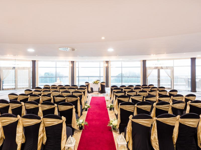 Kinsale wedding venue interior