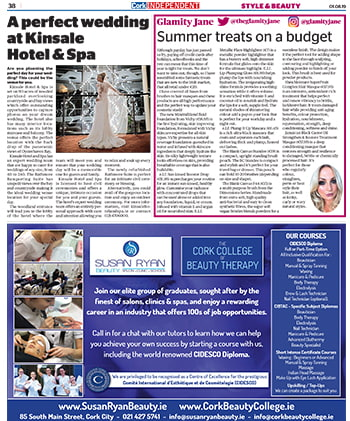 A perfect wedding at Kinsale Hotel and Spa